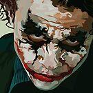The Joker by illadelphsouL