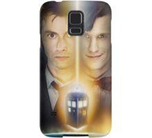 Doctor Who - Tennant & Smith  Samsung Galaxy Case/Skin