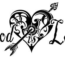 GOD IS LOVE by Calgacus
