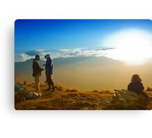 Love and Light Canvas Print
