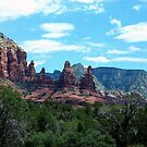 Sedona Redrocks by Stormygirl
