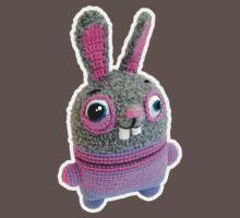 Bernadette Bunny One Piece - Short Sleeve