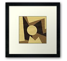 Abstract XXXI Framed Print