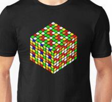 rubik's cube expanded Unisex T-Shirt