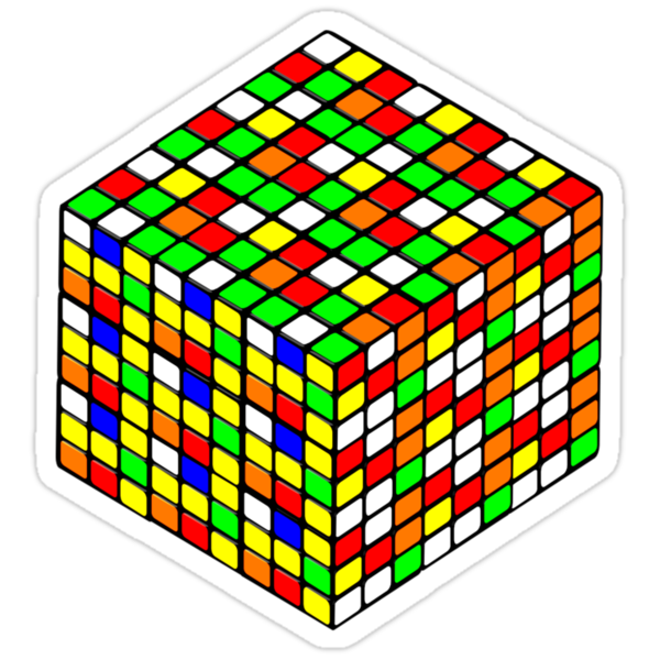 rubik's cube expanded by ralphyboy