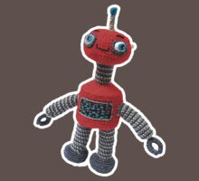 Robbie Robot Kids Clothes