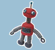 Robbie Robot Baby Tee