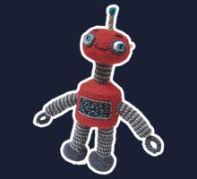 Robbie Robot Kids Tee