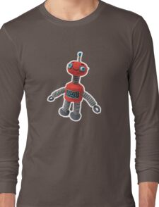 Robbie Robot Long Sleeve T-Shirt