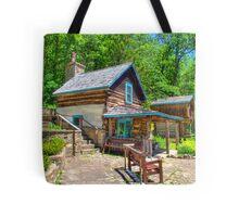 Immigrant Cabin Tote Bag