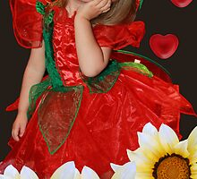 Flowers And Hearts by Evita
