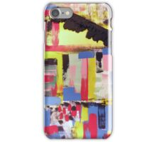 abstract pop iPhone Case/Skin