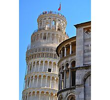 Pisa's Miracles IV Photographic Print
