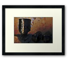 The Spirit of the Knight Framed Print