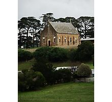 Myrniong Uniting Church Photographic Print