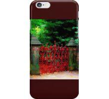 Strawberry Field iPhone Case/Skin
