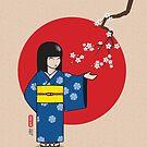 Misuki and Sakura  by 73553