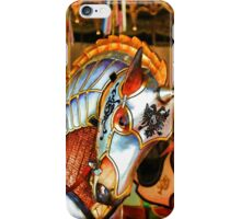 Knight on the Carousel iPhone Case/Skin