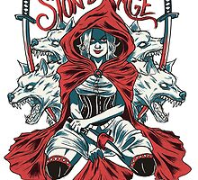 Queens of The Stone Age by litleangel