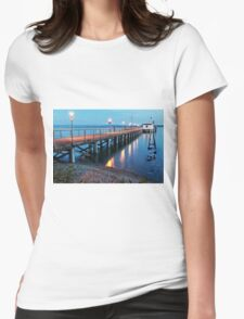 Hagnau Jetty just after Sundown - Lake Constance T-Shirt