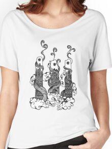 Eye Found Magic Moutain Women's Relaxed Fit T-Shirt