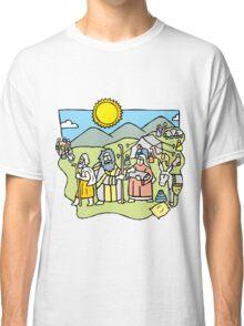 Abraham and Sarah Classic T-Shirt