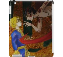 smauglock - The Hobbit  iPad Case/Skin