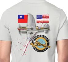 flying tigers P-40 Unisex T-Shirt
