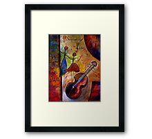 Joy to the world! Framed Print