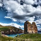 Minard Castle - Dingle by Polly x