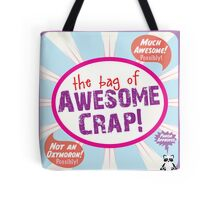 Things To Hold Your Awesome Crap Tote Bag