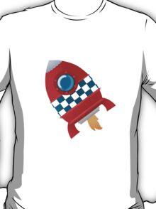 Space rocket travel T-shirt T-Shirt