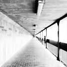 Tunnel vision by Monjii
