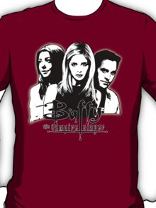 A Trio of Scoobies (Willow, Buffy & Xander) T-Shirt