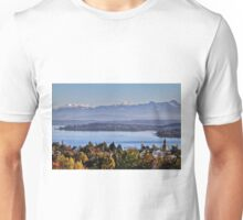 Lake Constance near Überlingen, Germany Unisex T-Shirt