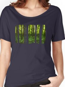 Depths of the Forest  Women's Relaxed Fit T-Shirt