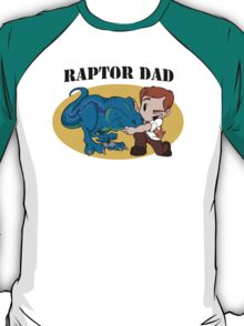 Jurassic World - Owen and Blue T-Shirt