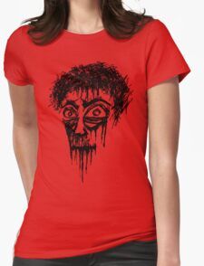 Evil Face - Ink Drawing Gone A Little Insane T-Shirt