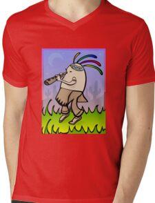 Kokopegglli Mens V-Neck T-Shirt