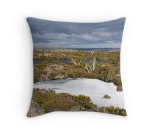 Highlands of Tasmania Throw Pillow