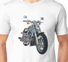 2002 Harley-Davidson VRSC (Revolution Engine) - Porsche Museum Unisex T-Shirt