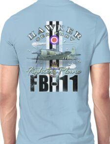 hawkers sea fury Unisex T-Shirt