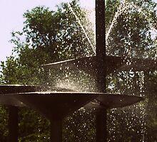 Fountain II by Anna Shishkovskaya