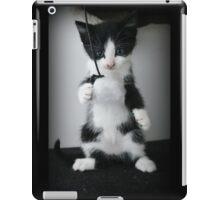 Teach Your Kitten Volleyball iPad Case/Skin