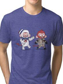 Who you gonna call? Tri-blend T-Shirt