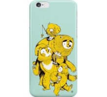 The Three Bears iPhone Case/Skin