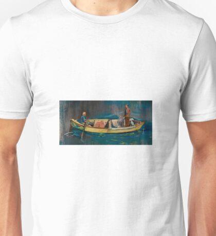 Chilean Fishermen Unisex T-Shirt