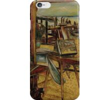 All Great Painting starts with one Brush Stroke iPhone Case/Skin