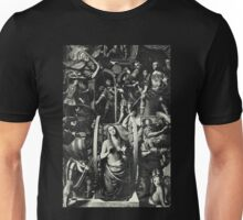 Catherine and the Wheel Unisex T-Shirt