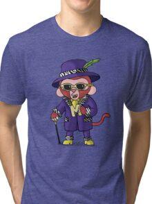 P.I.M.P Munkey Tri-blend T-Shirt